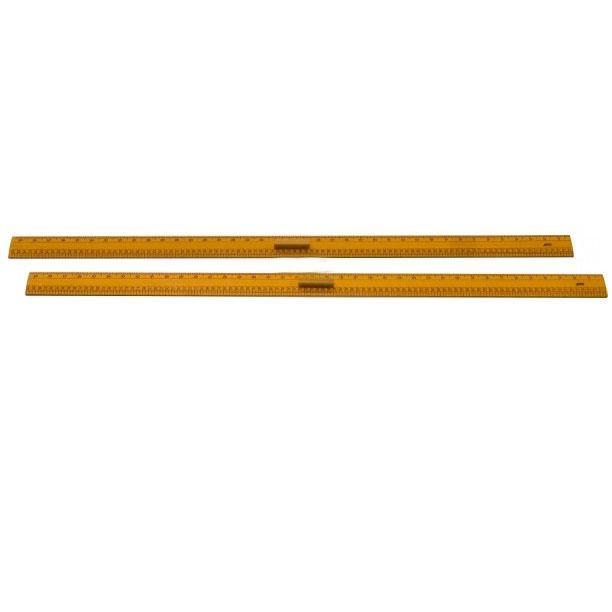 1M Long Wooden Ruler for Blackboard or Whiteboard