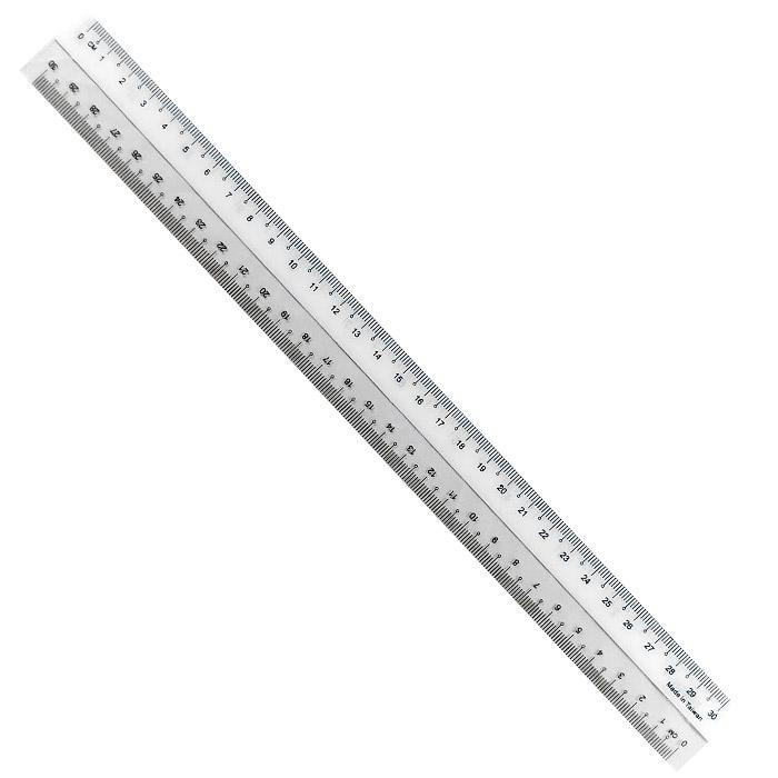 Plastic Ruler 12 Inch