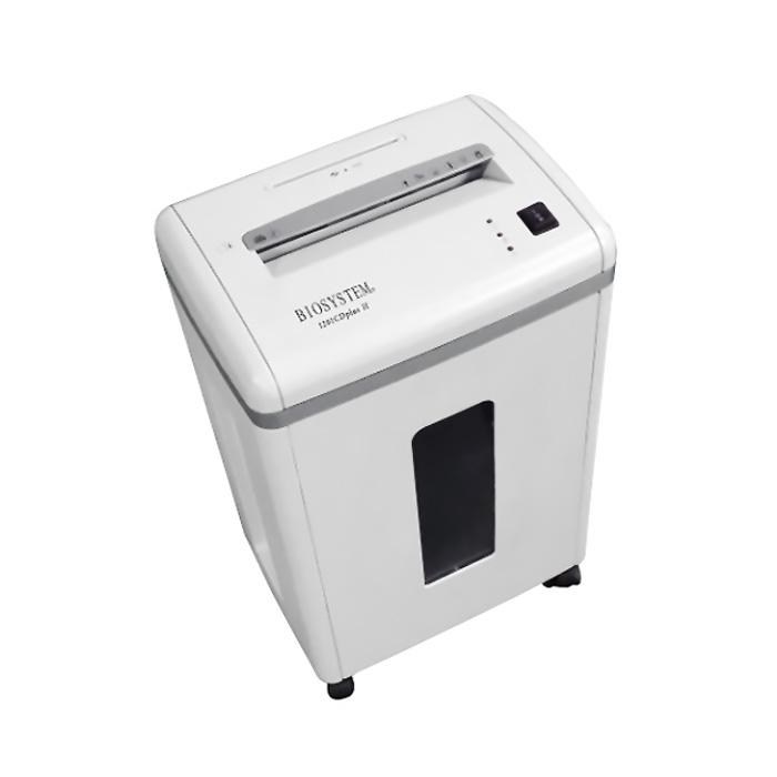 Biosystem Cross Cut Shredder Platinum III