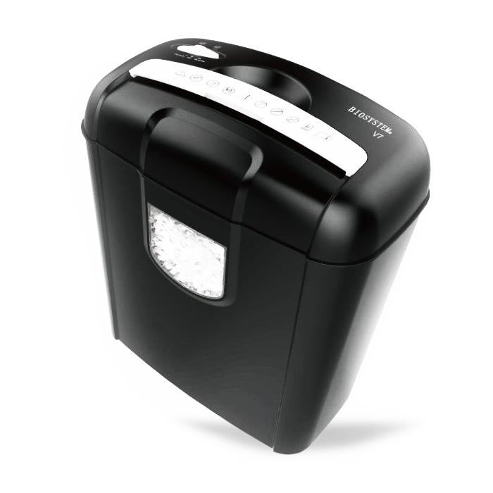 Biosystem Cross Cut Shredder V6