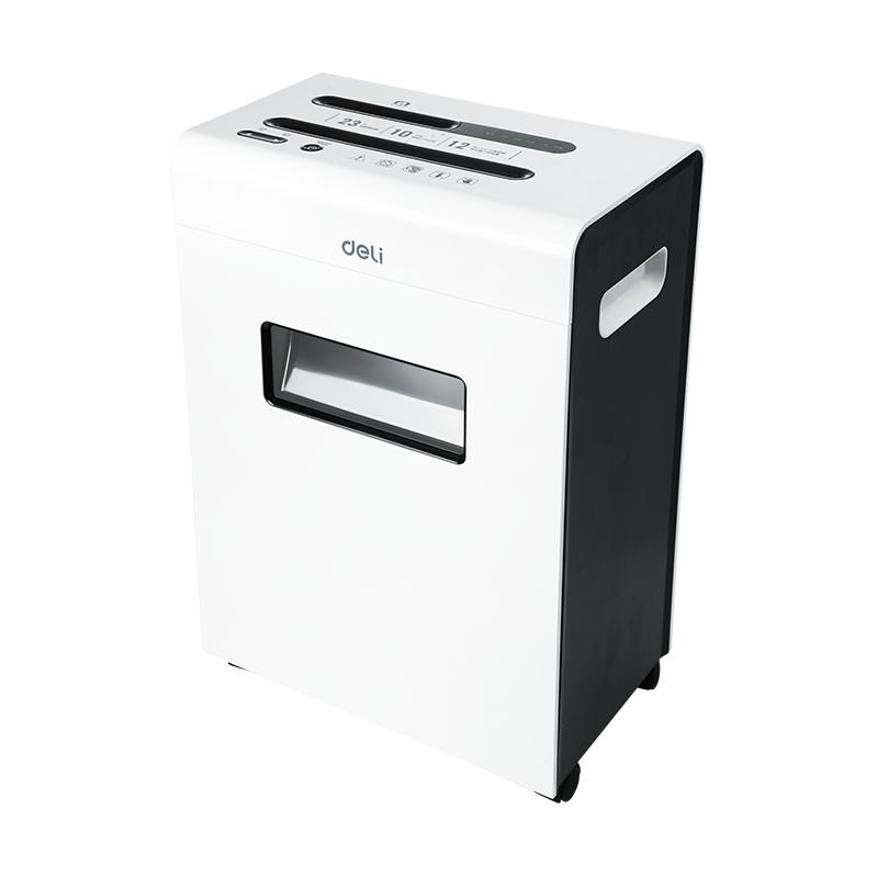 Deli Cross Cut Shredder EU9903-EU