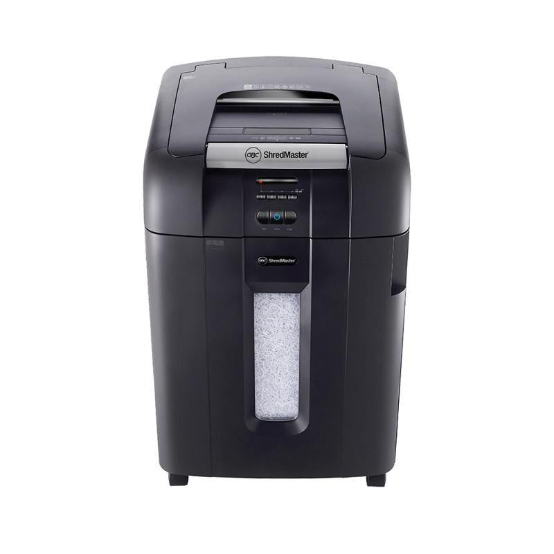 GBC Auto Feed Micro Cut Shredder Auto+600M