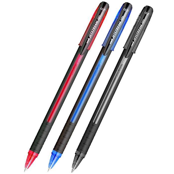 Uni Jetstream Rollerball Pen 0.7mm SX-101