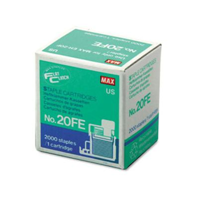 MAX Staples Cartridge 20FE