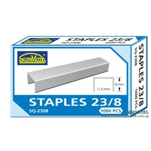 Suremark Staples Refill 23/8 SQ-2308