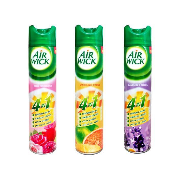 Air Wick 4 in 1 Aerosol Air Freshener