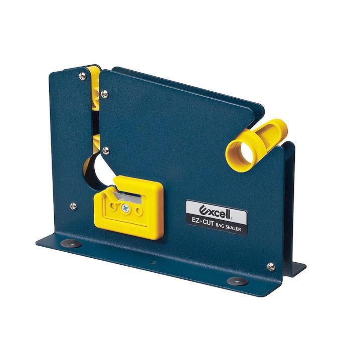 Excell EZ-Cut Bag Sealer Tape Dispenser E-605K