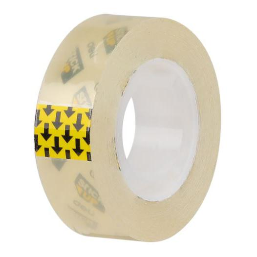 Deli Super Clear Office Tape 18mm x 33M EA30310