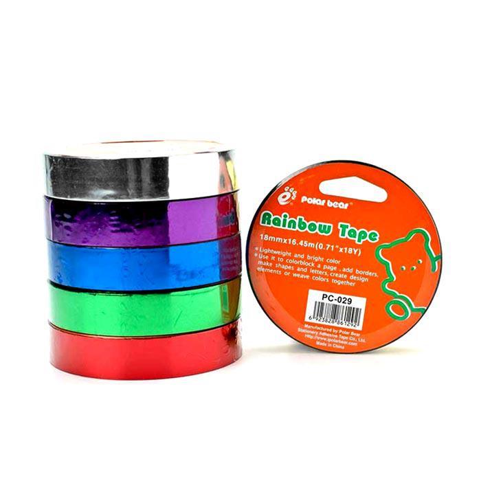 Polar Rainbow Tape
