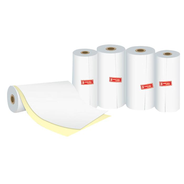 Telex Roll Woodfree 1 Ply Paper Jumbo