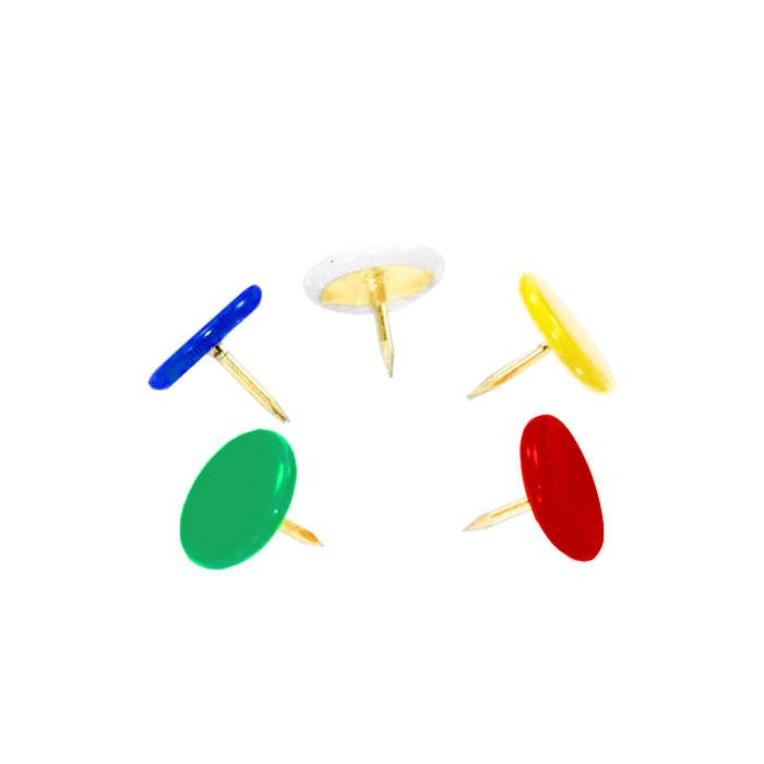 Abel Colour Thumb Tacks
