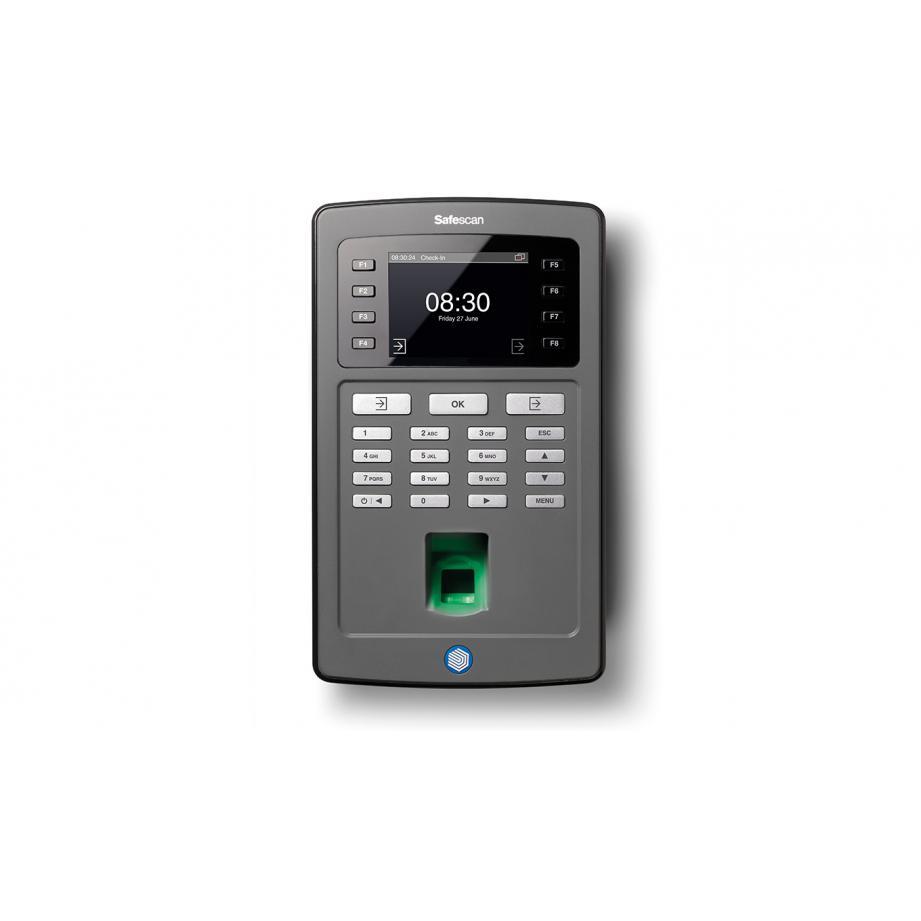 Safescan TA-8025 Fingerprint Sensor Time Attendance System