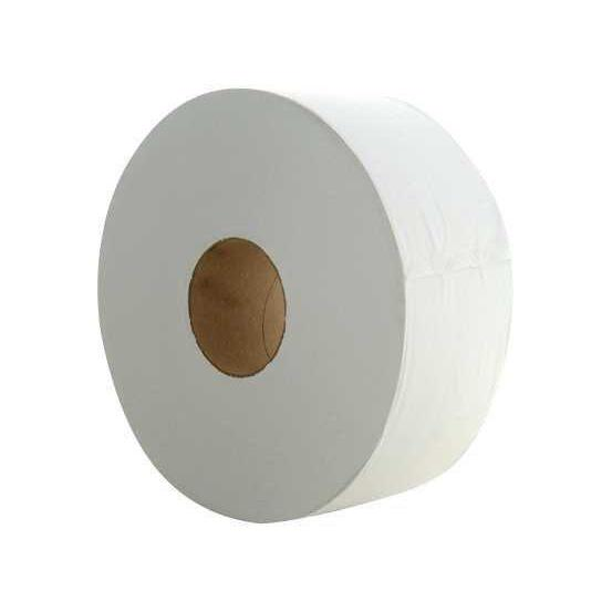Recycled 2 Ply Jumbo Toilet Roll Pack of 16 OR-TRG