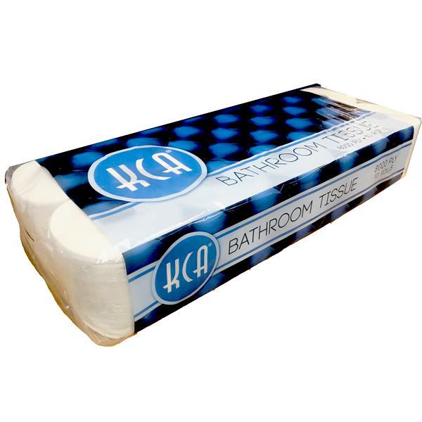 KCA 3 Ply Bathroom Toilet Tissue Roll Pack of 10