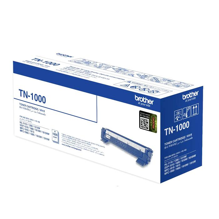 Brother Toner Cartridge TN-1000