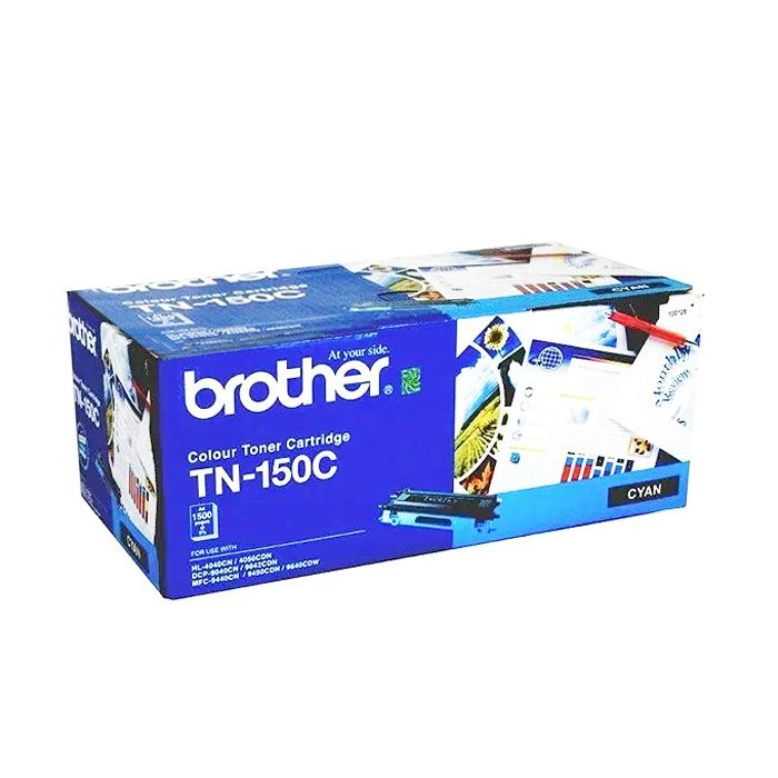 Brother Colour Toner Cartridge Cyan TN-150C