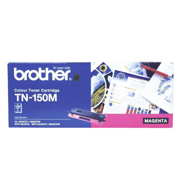 Brother Colour Toner Cartridge Magenta TN-150M