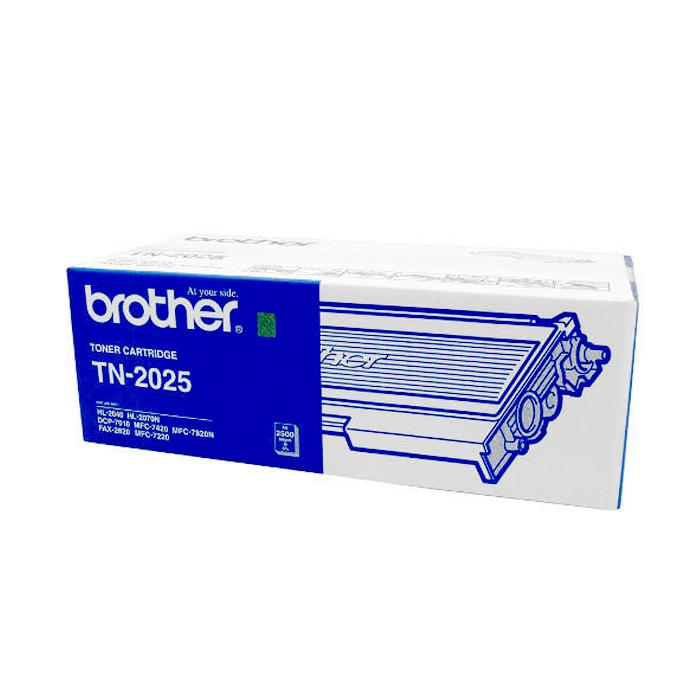 Brother Black Toner Cartridge TN-2025
