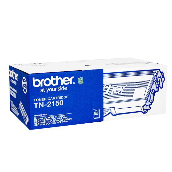 Brother Black Toner Cartridge TN-2150