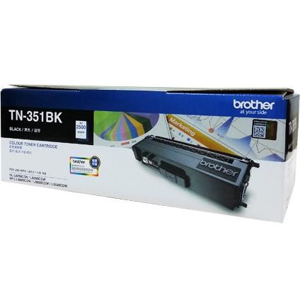 Brother Black Toner Cartridge TN-351BK