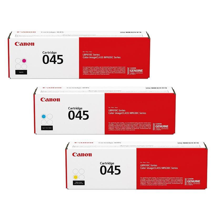 Canon Colour Toner Cartridge 045