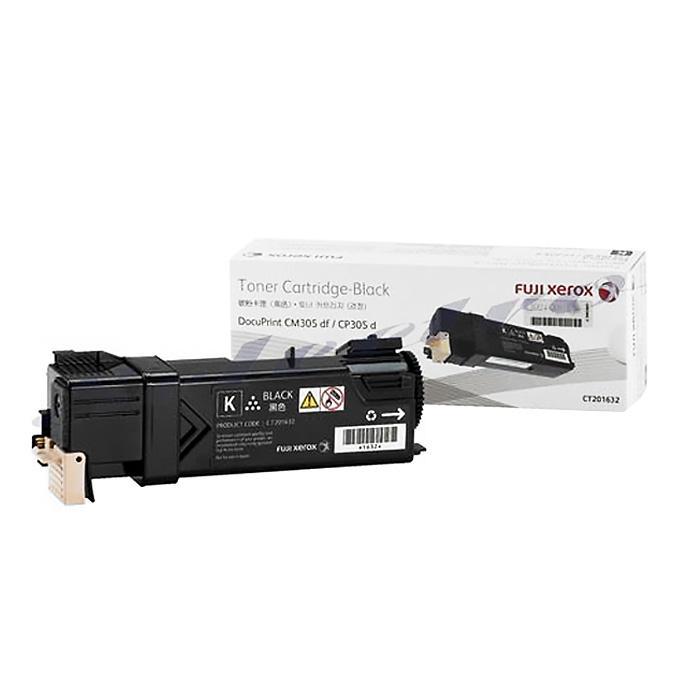 Fuji Xerox Black Toner Cartridge CT-201632