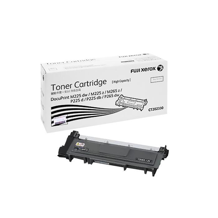 Fuji Xerox Toner Cartridge CT-202330