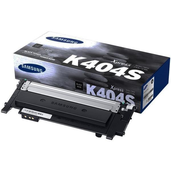 Samsung Black Toner Cartridge CLT-K404S