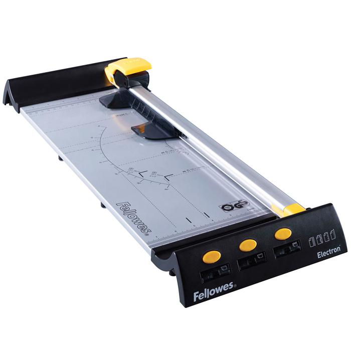 Fellowes Atom Rotary Paper Cutter Trimmer A3