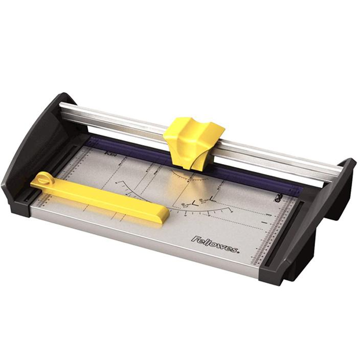 Fellowes Atom Rotary Paper Cutter Trimmer A4