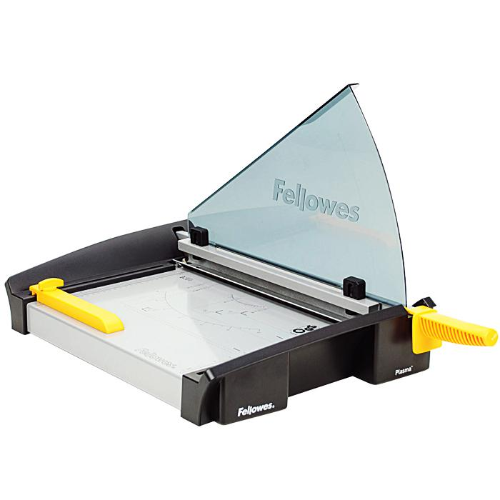 Fellowes Fusion Guillotine Cutter Trimmer A4