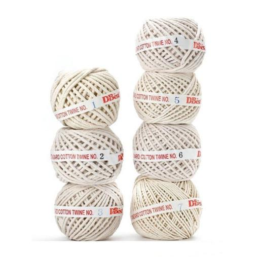 Cotton Twine String No. 3