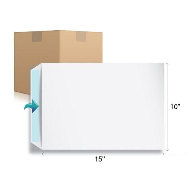 White Envelope 10 x 15 Inch (Pack of 250)