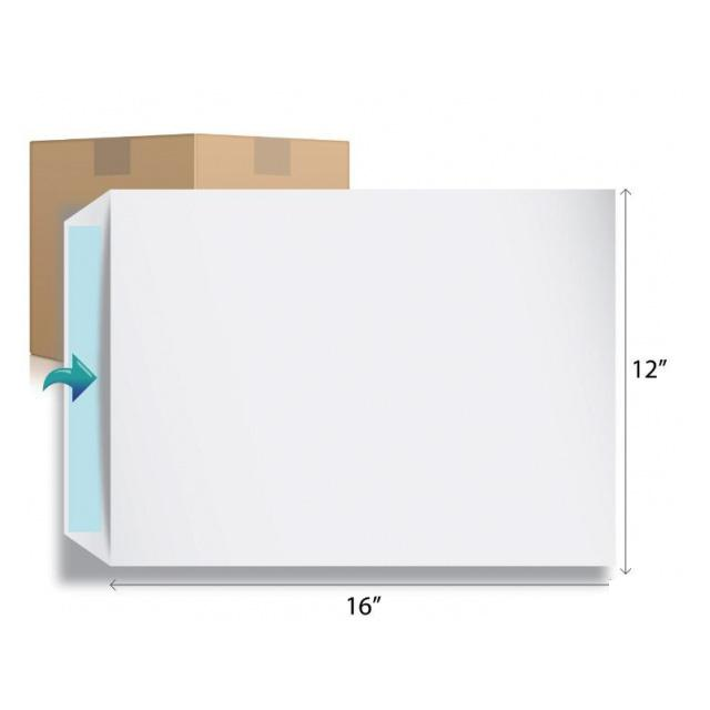 White Envelope 12 x 16 Inch (Pack of 250)
