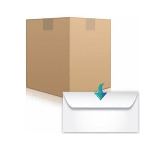 White Envelope 6.38 x 4.5 Inch (Pack of 500)