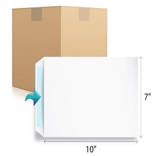 White Envelope 100gsm 7 x 10 Inch (Pack of 500)