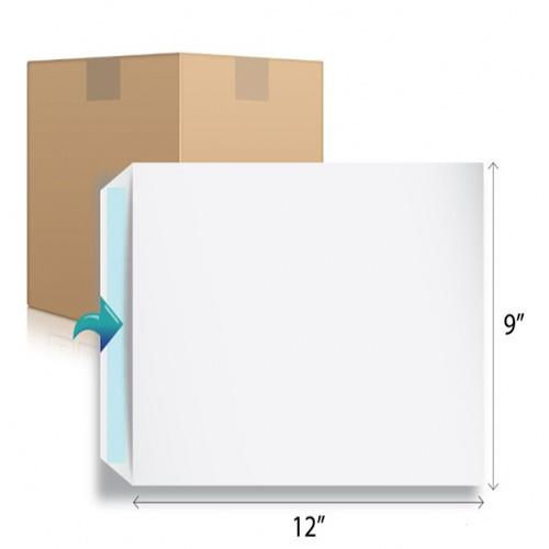 A4 White Envelope 100gsm 9 x 12.75 Inch (Pack of 250)