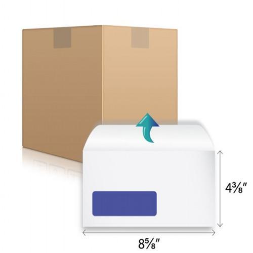 DL White Window Envelope 220 x 110mm (Pack of 500)
