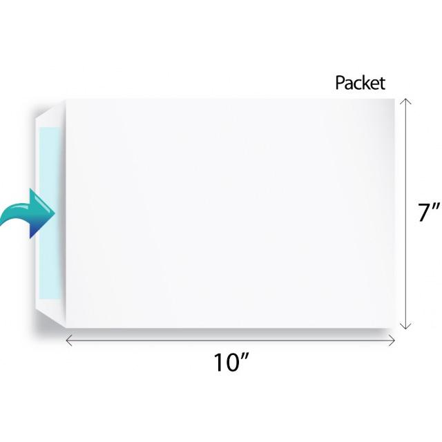 White Envelope 7 x 10 Inch (Pack of 10)