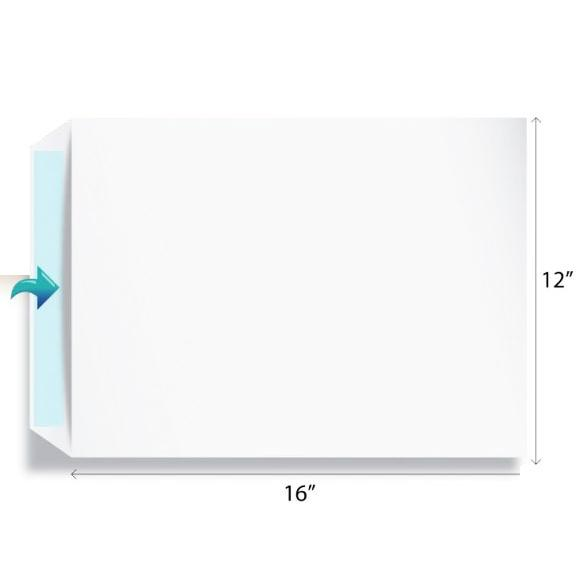 White Envelope 12 x 16 Inch (Pack of 10)