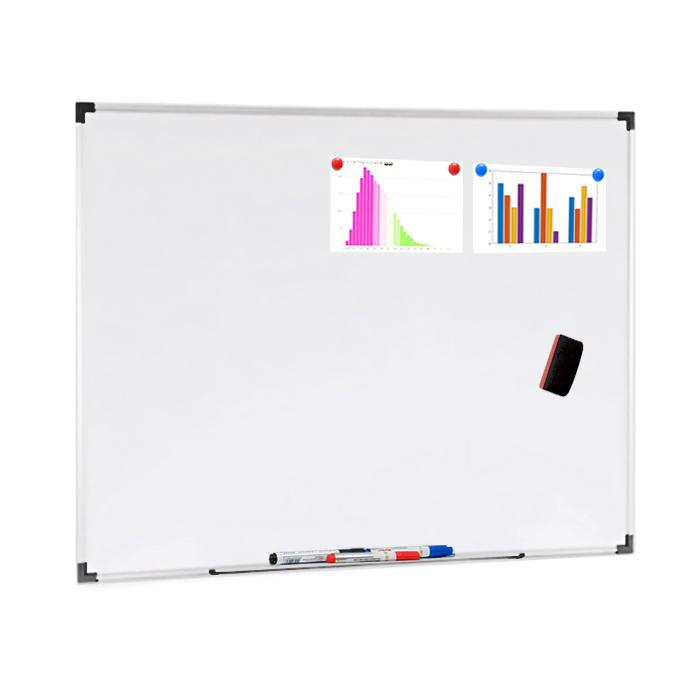 Wall Mounted Whiteboard 45 x 60cm (18 x 24 Inch)