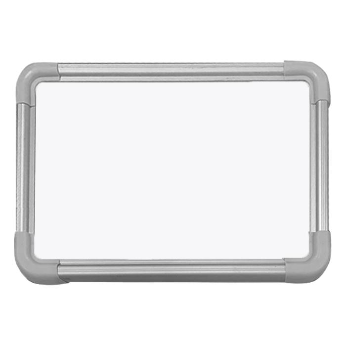 Magnetic White Board A3 Size with Aluminium Frame