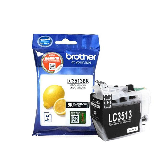 Brother Ink Cartridge Black LC3513BK