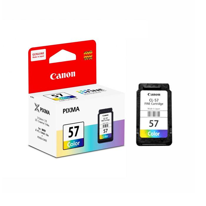 Canon Ink Cartridge Colour CL-57