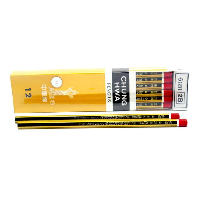 Chung Hwa 2B Pencil 6181