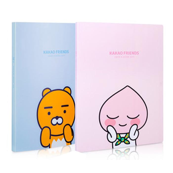Deli Display Book KaKao Friends 20 Pockets 72504