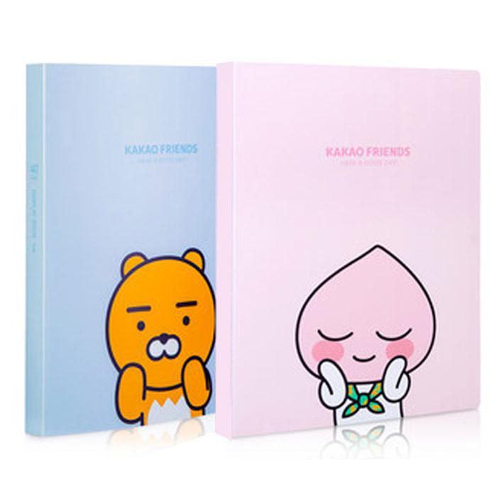 Deli Display Book KaKao Friends 40 Pockets 72506