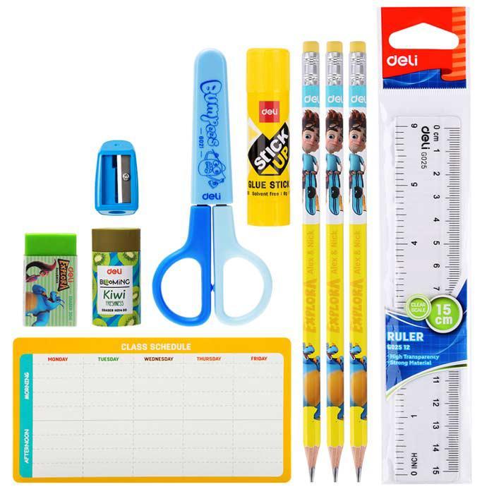 Deli Kids Stationery Gift Set Explora EH450