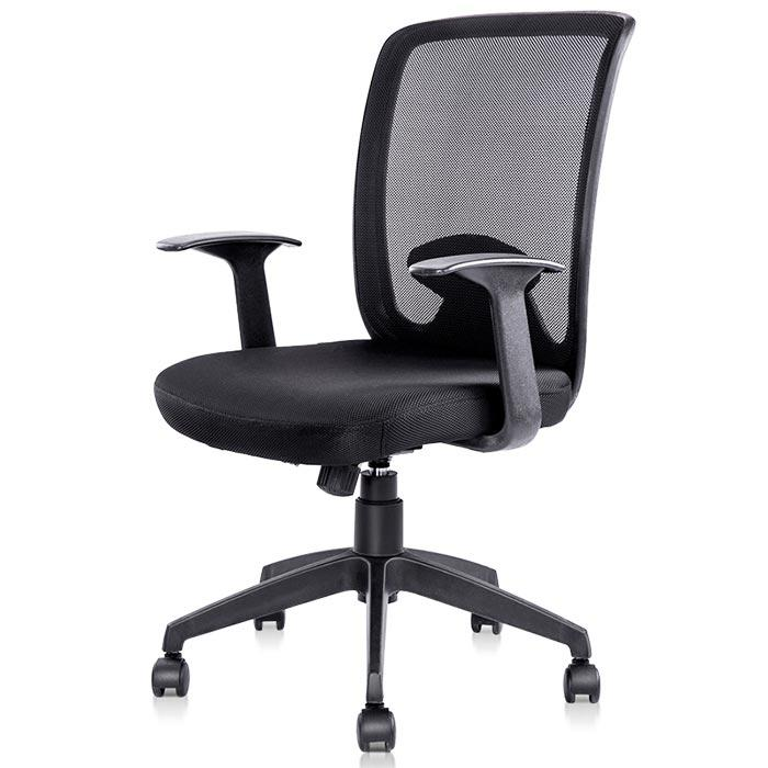 Deli Mid Back Mesh Office Chair with Arm Rest 4902
