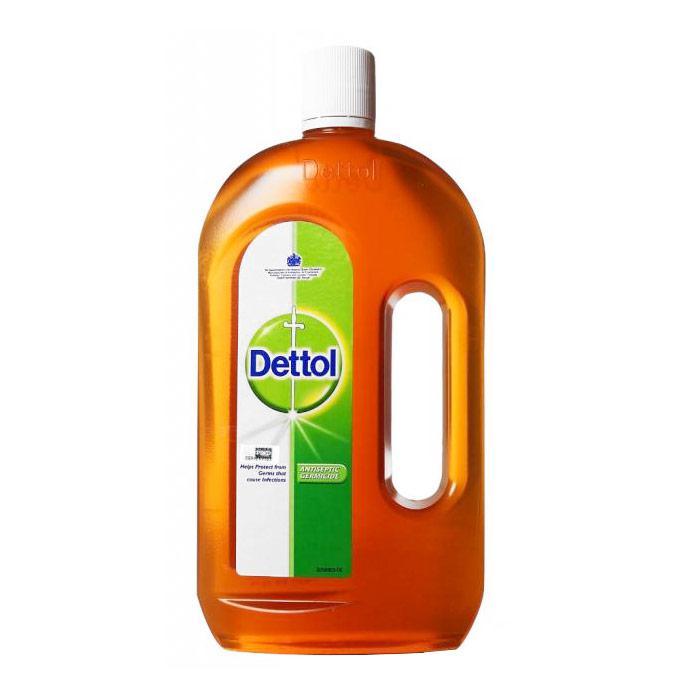 Dettol Antiseptic Cleaning Liquid 1000ml
